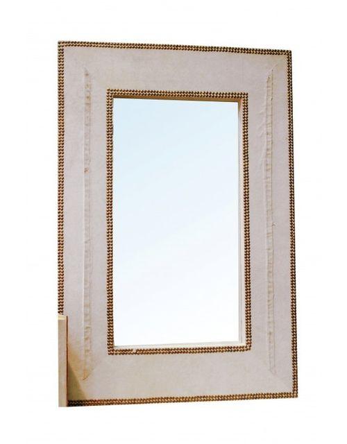 decoshop grand miroir mural vintage pas cher achat. Black Bedroom Furniture Sets. Home Design Ideas