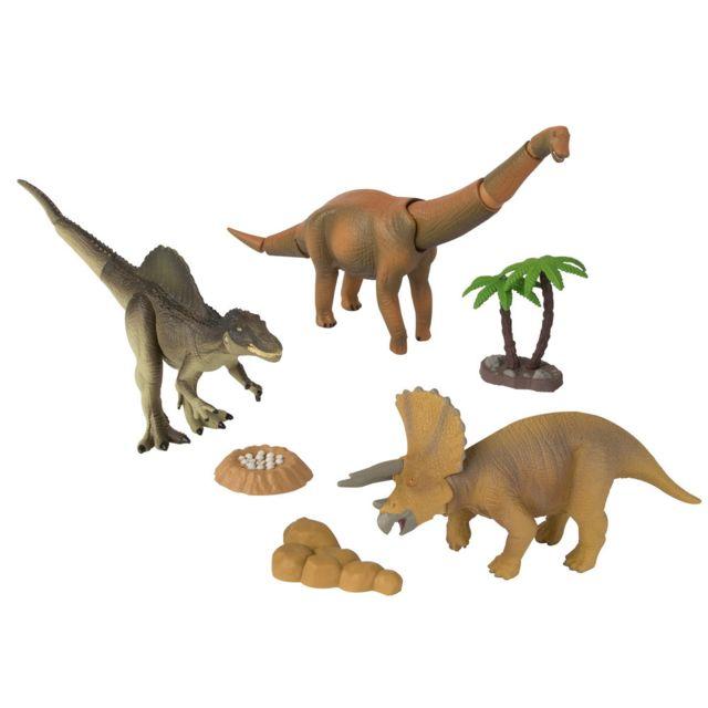 3ffaf0da000 Tomy - Ania - Le temps des Dinosaures - pas cher Achat   Vente Animaux -  RueDuCommerce