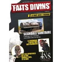 Raise Dead Editions - Jeux de rôle - Ins/Mv Génération Perdue : Faits Divins Numero 01 Avec Cartes