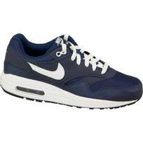 Nike - Air Max 1 Gs 555766-405 Enfant mixte Baskets Bleu