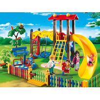 Square pour enfants avec jeux - 5568