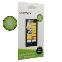 Stax - Film de protection anti-traces de doights pour Nokia Lumia 520