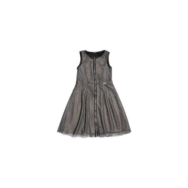 7afba3aa74b31 Guess - Robe Fille Marciano Noir - Taille - 10 ans - pas cher Achat ...