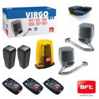 Bft - Kit Virgo Motorisation portail 2 battants 24 V + Accessoires Supplementaires