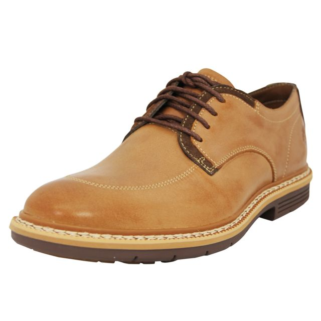 3a6f912dbac Timberland - Timberland Naples Trail Leather Chaussures de Ville Homme Cuir  Sensorflex