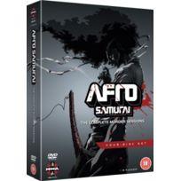 Manga Entertainment - Afro Samurai - Complete Murder Sessions IMPORT Anglais, IMPORT Coffret De 4 Dvd - Edition simple