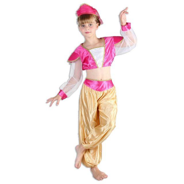 Sans - Déguisement danseuse orientale luxe fille - taille - 4 à 6 ans -  170878 ba607bb30ee