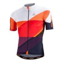 Nalini - Maillot Campione manches courtes blanc orange rouge