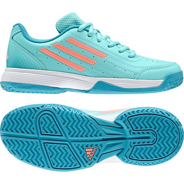 Junior Sonic Bleu Chaussures Attack Adidas Turquoisejaune Soleil 61w5qEn7