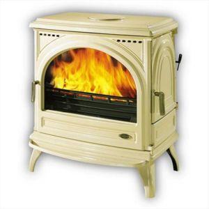 godin po le bois fonte maill sable 366102sable pas cher achat vente po les. Black Bedroom Furniture Sets. Home Design Ideas