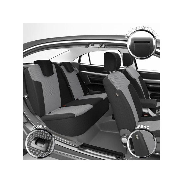 strong Dbs  strong  housse de siège auto voiture sur mesure pour 1931f8337604