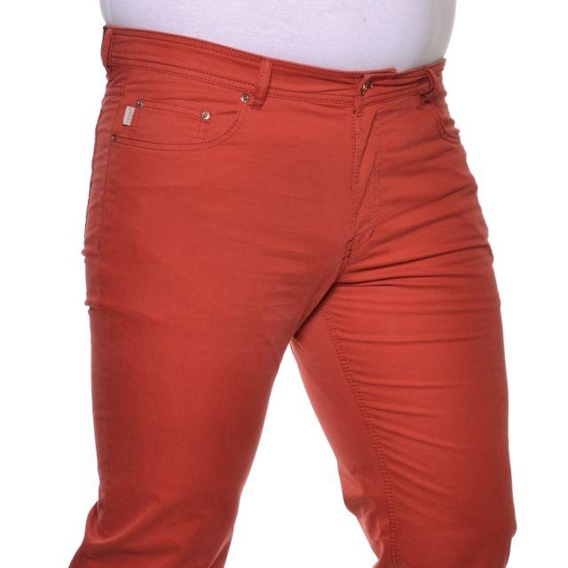 Pas Vente Pantalon Digel Rouge Lino Toile Cher Achat SI6qUwxqO