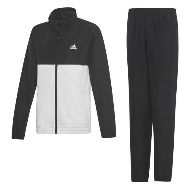 1e22b3e332f Adidas - Survêtement junior Club - pas cher Achat   Vente Tee-shirt de  tennis - RueDuCommerce