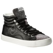 74c53f1eb0bf22 Superdry - Scuba Chaussure Femme - Taille 41 - Noir - pas cher Achat ...