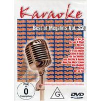 Karaoké Paris Musique - Karaoké - Best of Megahits Vol. 32
