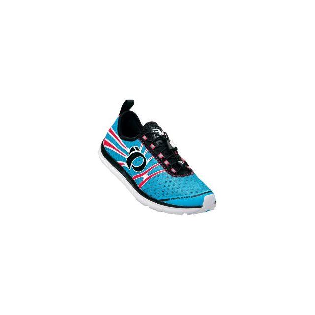 grande qualité Vente de liquidation 2019 nouveau style de 2019 Pearl Izumi - Chaussures Run Em Tri N1 bleu femme - pas cher ...