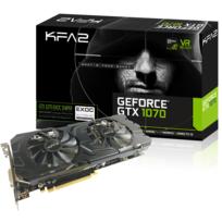 KFA2 - GeForce GTX 1070 EXOC-SNIPER 8 Go DDR5