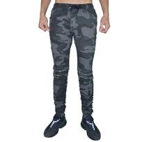 Autre - John H - Jogger Pant - Homme - P201 - Skinny Fit - Camo Gris