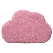 Belly Button - Tapis Nuage Bb Rose par pour chambre bebe - Couleur - Rose, Taille - 60 x 100 cm