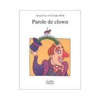 Lo Pais - Parole de clown
