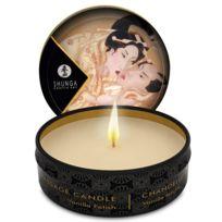 Shunga - Bougie de massage Lueur et Carresse Vanille - 30 ml