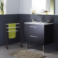 Ensemble meuble salle de bain avec pied Achat Ensemble meuble