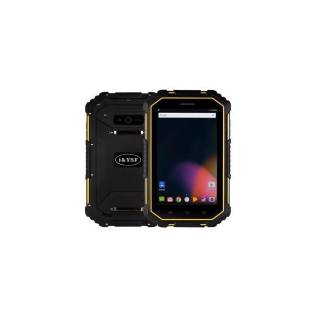 Auto-hightech Tablette Pc triple protection, 7.0 pouces, 2Go+16Go, appel téléphonique 4G, impérméable Ip67 ,Antichoc,Étanche à la pous
