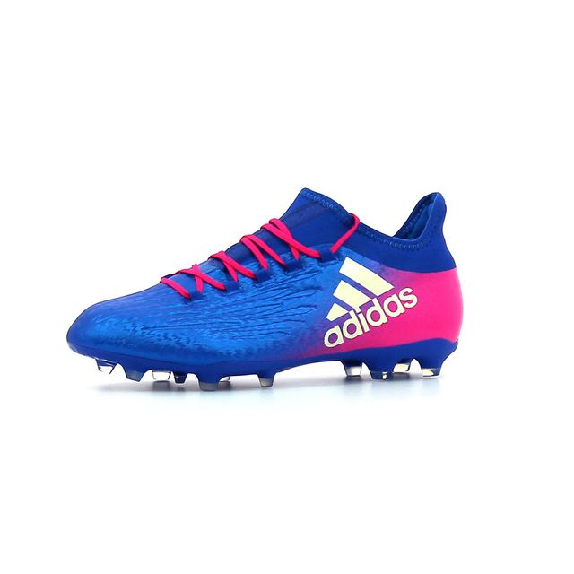 Adidas performance Chaussures de Football X 16.2 Fg Bleu