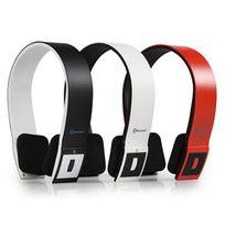 Audiosonic - Casque Audio Bluetooth - Hp1640 Blanc