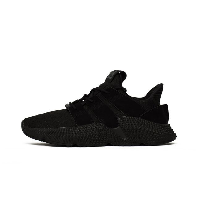 Adidas Prophere Noir pas cher Achat Vente Baskets