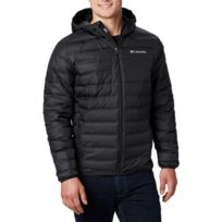 Veste Columbia Lake 22 Long Hooded noir femme | Deporvillage