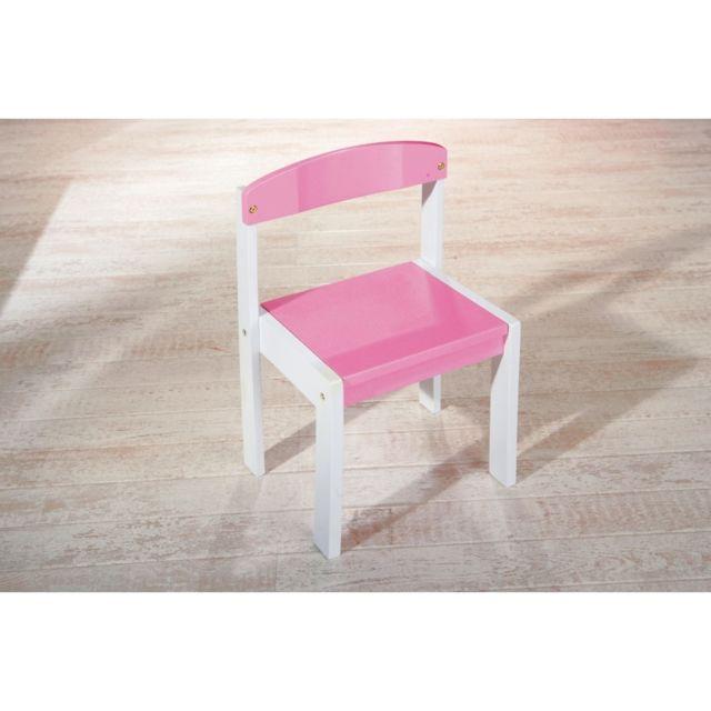 rose Design chaise enfant massifMdf Modern pin pour 29WHEYDI