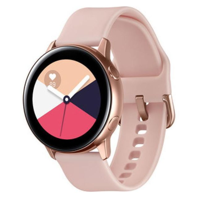 Smartphone Android Samsung Galaxy Watch Active SM-R500, rose gold