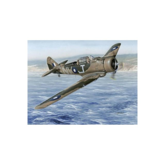Special Hobby Maquette Avion : Cac Ca-9 Wirraway - 1942