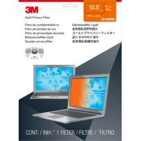 6a5f56b109 3M - Filtre de confidentialité Gold pour ordinateur portable à écran  panoramique 12 ...