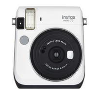 FUJI - Instax MINI 70 Moon White