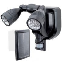 projecteur solaire puissant achat projecteur solaire puissant pas cher rue du commerce. Black Bedroom Furniture Sets. Home Design Ideas