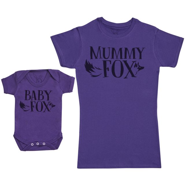 Zarlivia Clothing Baby Life Mum Life Femme T Shirt /& b/éb/é T-Shirt Ensemble M/ère B/éb/é Cadeau