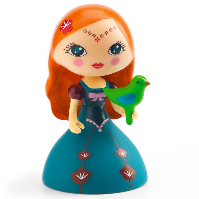 Djeco Figurine Arty Toys : Les princesses : Fédora