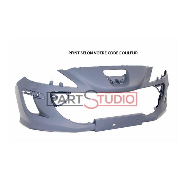 Partstudio Pare Choc Avant Peint D Origine Peugeot 308 Depuis 09