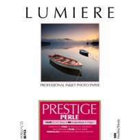 LUMIERE - Papier photo Prestige Perlé - 13x18cm