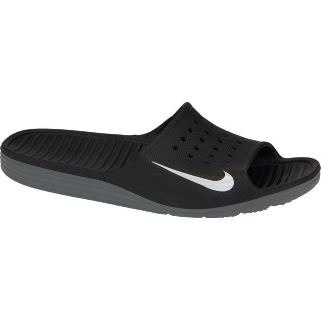Nike 386163 Pas Noir Slide Vente 011 Solarsoft Achat Cher rpwSqxrH