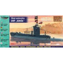 Mirage Hobby - 1:400 - Orp Sokol W/RESIN & Pe - Mir40428