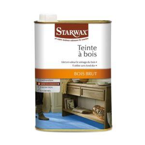 Starwax teinte bois 0 5 l ch ne moyen pas cher for Produit liberon bois