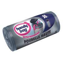 HANDY BAG - Sacs poubelle haute - 50 L - 353698