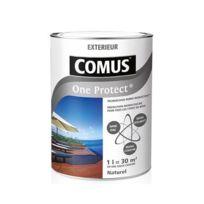 Comus - Protection bois One Protect 2,5L Mat et naturel cendré - 29628