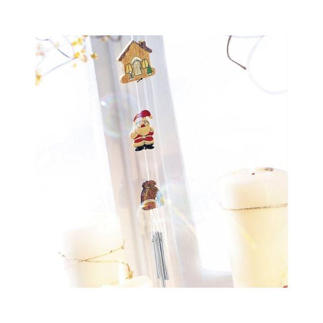 Carillon /À Vent Santa Claus Beleduc Kit De Loisirs Cr/éatifs 40608