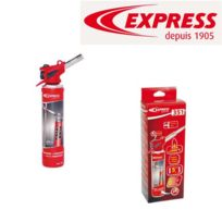 "Guilbert Express - Lampe à souder Pro ""Lamp'Piezo"" + Cartouche"