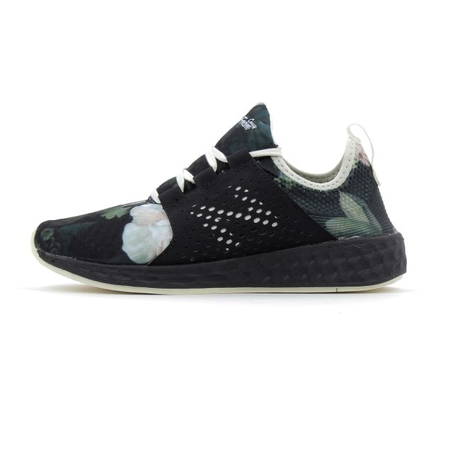 Cruz Foam New Pas Noir Balance W Fresh Chaussures De Running XCYOYawq