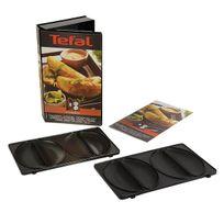 Seb - Tefal Snack Collection Coffret n°8 Chaussons Pour Sw853D Réf. Xa800812